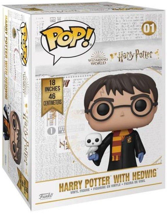"Коллекционная фигурка Funko POP! Harry Potter: 18"" Harry Potter (FUN2549651) фото 2"