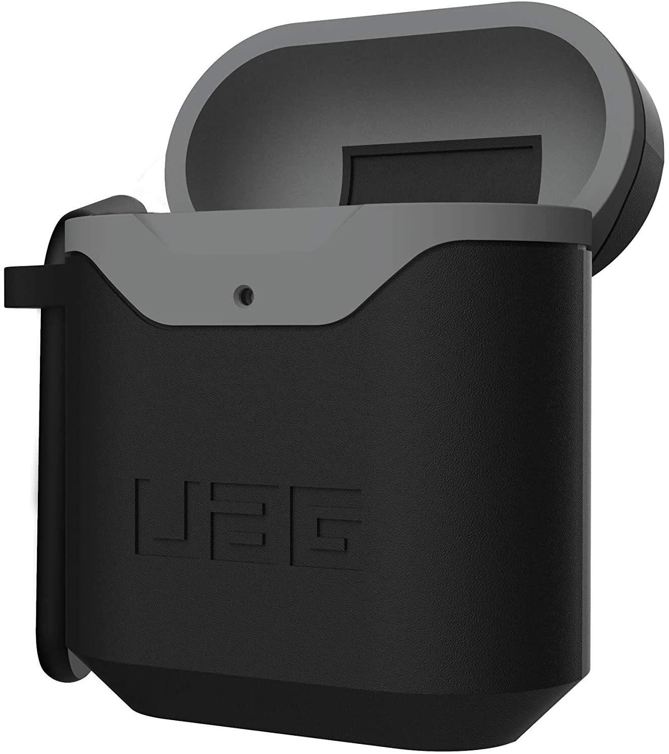 Чехол UAG для Airpods Standard Issue Hard Black/Grey (10242F114030) фото 6