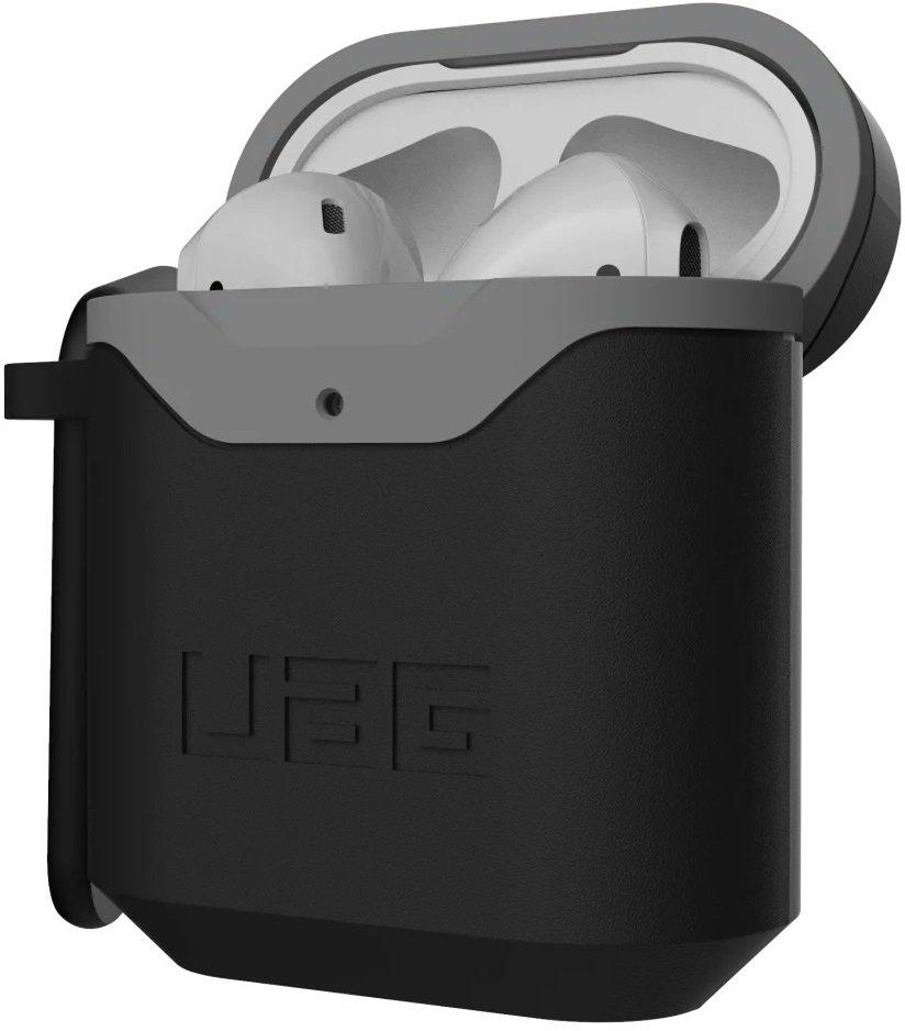 Чехол UAG для Airpods Standard Issue Hard Black/Grey (10242F114030) фото 2