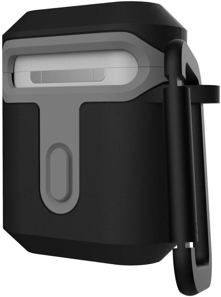 Чехол UAG для Airpods Standard Issue Hard Black/Grey (10242F114030) фото 5