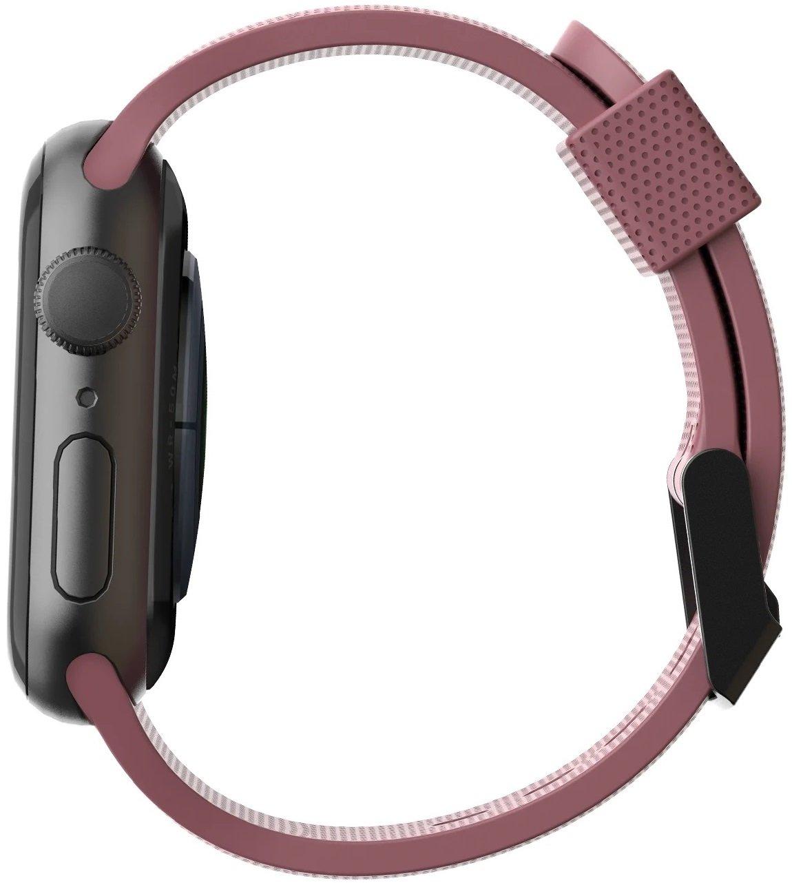 Ремешок UAG для Apple Watch 44/42 Dot Silicone Dusty Rose фото