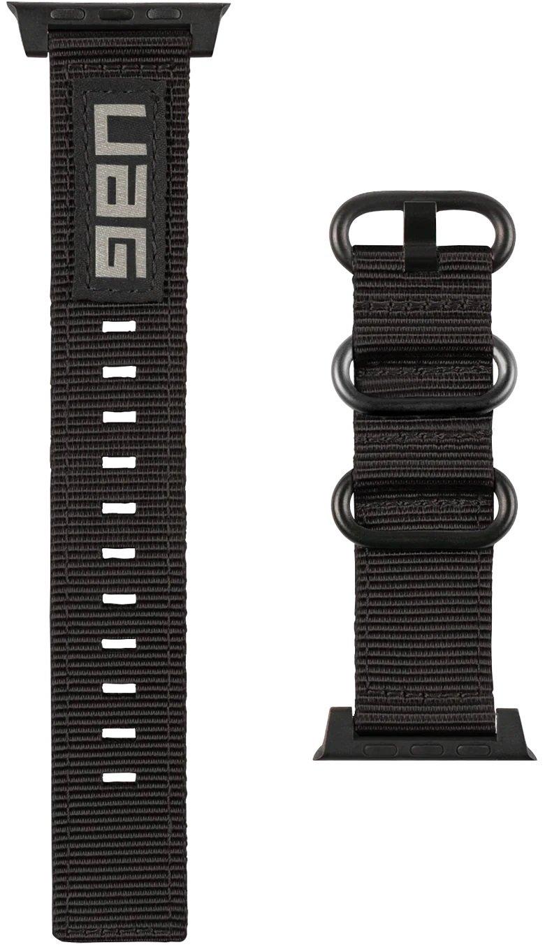 Ремешок UAG для Apple Watch 40/38 Nato Eco Black (19149C434040) фото