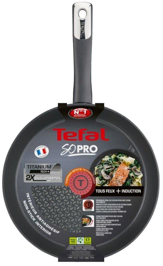Сковорода Tefal So Pro 24 см (G1470402) фото