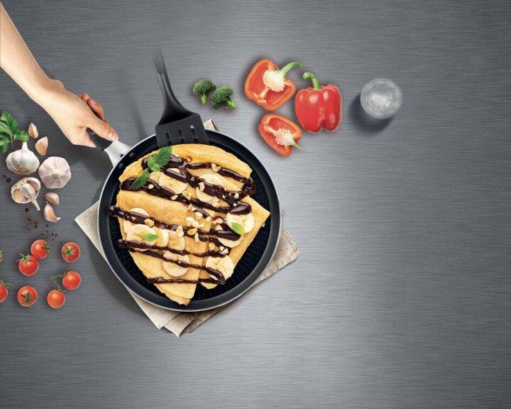 Сковорода блинная Tefal XL Intense 25 см (C3841053) фото