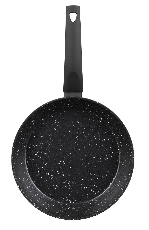 Сковорода Ardesto Gemini Gourmet чорний 28 см (AR1928GB) фото 2