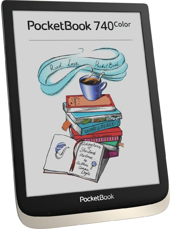 Електронна книга PocketBook 740 Color Moon Silverфото3