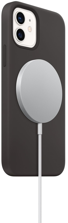 Бездротове зарядний пристрій Apple MagSafe Charger White (MHXH3ZM/A)фото4