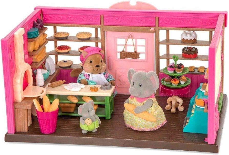 Игровой набор Li`l Woodzeez Пекарня WZ6619 фото