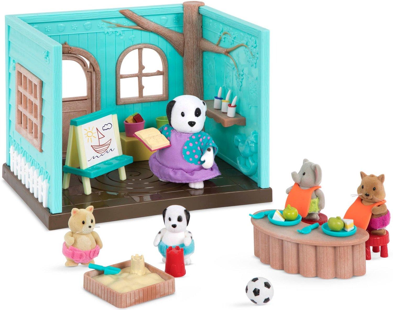 Игровой набор Li'l Woodzeez Детский сад WZ6622Z фото