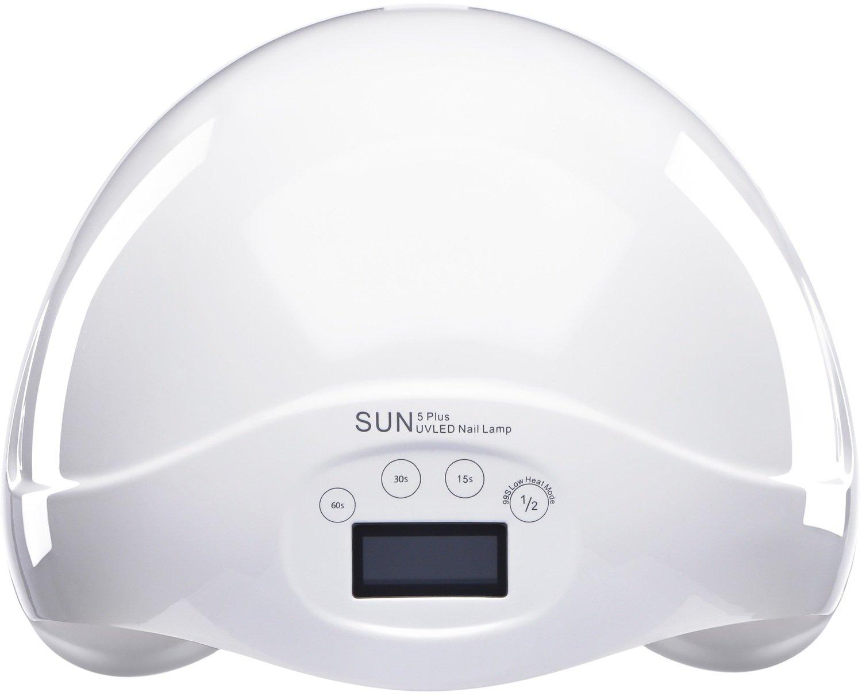 Лампа UVLED для манікюру SUN 48W SUN5PLUS_WHITE *фото