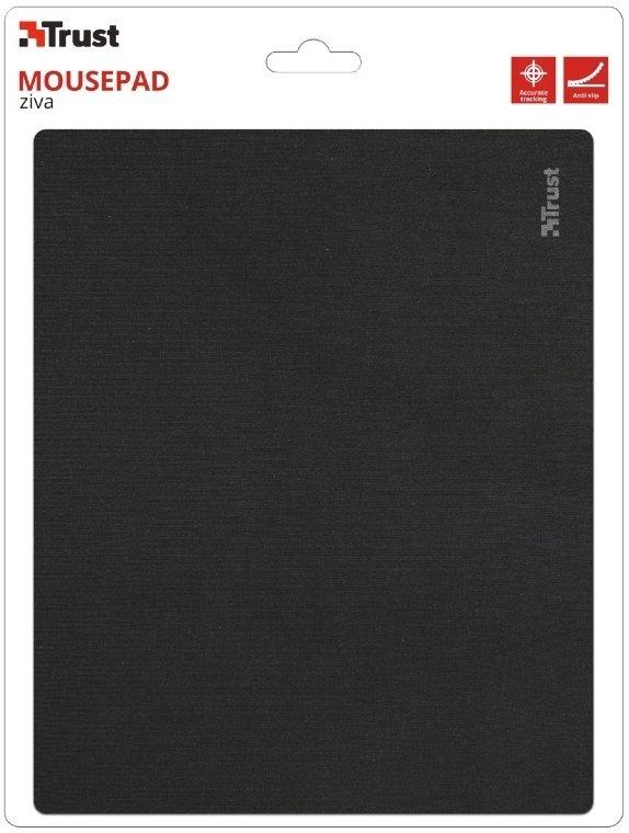 Ігрова поверхня Trust Ziva (220х180х2) Black (21965_TRUST)фото