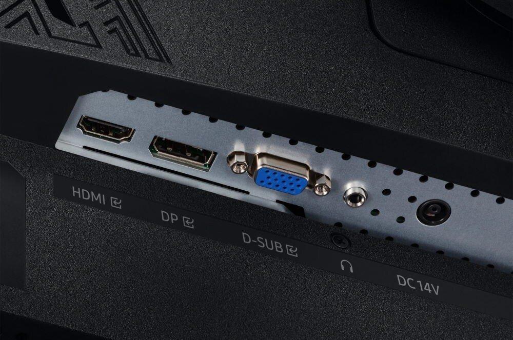 "Монітор 27"" SAMSUNG Odyssey G3 F27G35TFW (LF27G35TFWIXCI)фото"