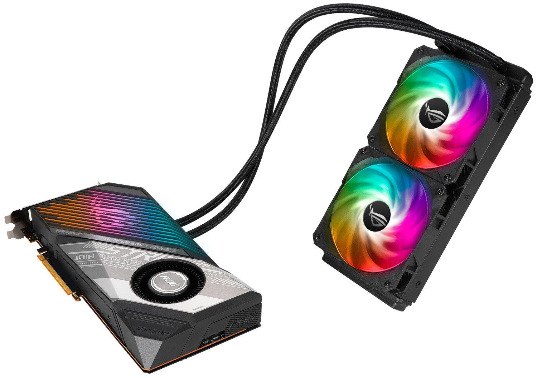 Відеокарта ASUS Radeon RX 6900 XT 16GB DDR6 STRIX OC LC (STRIX-LC-RX6900XT-O16G-G)фото7