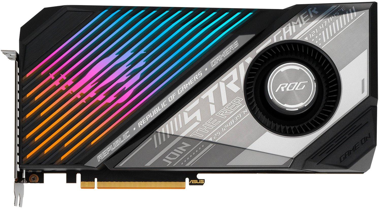 Відеокарта ASUS Radeon RX 6900 XT 16GB DDR6 STRIX OC LC (STRIX-LC-RX6900XT-O16G-G)фото2