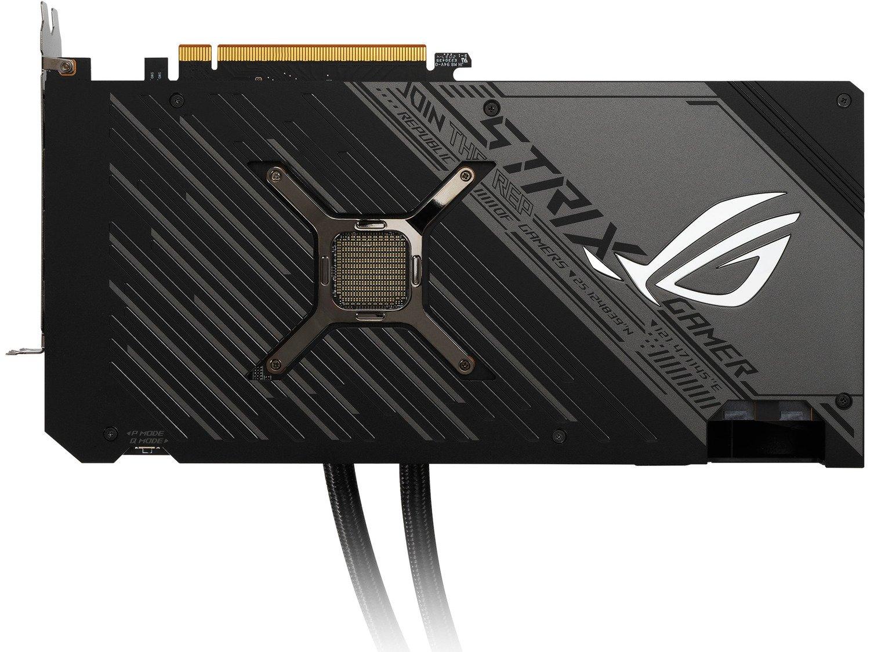 Відеокарта ASUS Radeon RX 6900 XT 16GB DDR6 STRIX OC LC (STRIX-LC-RX6900XT-O16G-G)фото14