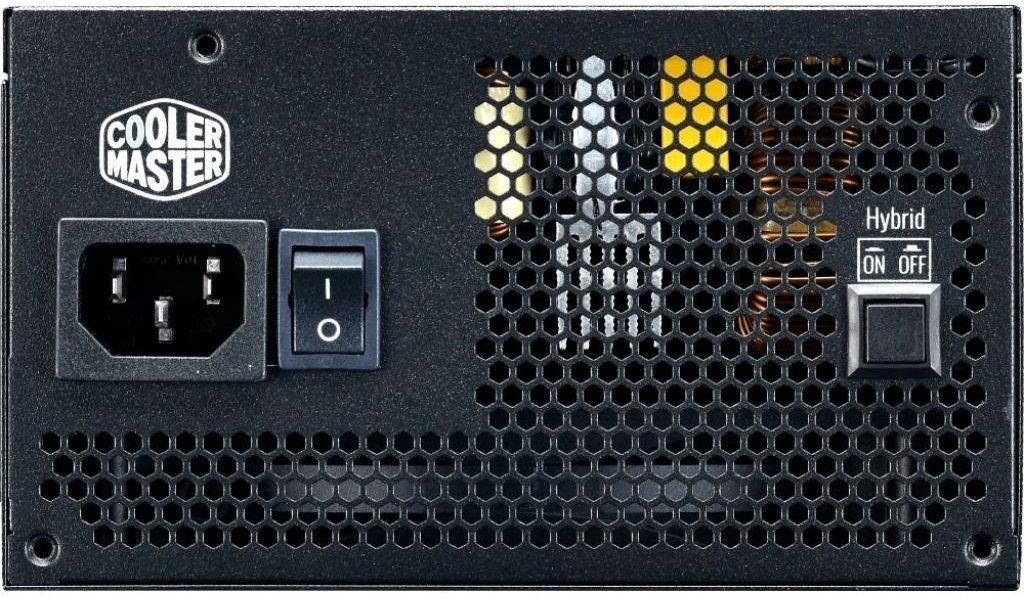Блок живлення Cooler Master V Gold 750W, 13.5cm FDB fan, a/PFC, 24 + 8,4xPeripheral, 12xSATA, 4xPCIe, Full Modularфото