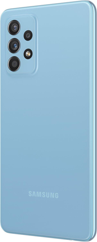 Смартфон Samsung Galaxy A52 4/128Gb Blue фото 5
