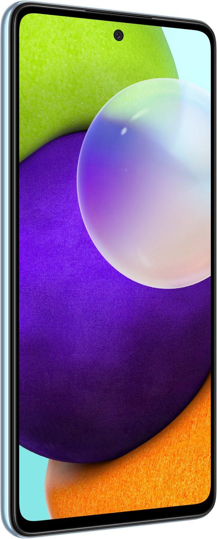 Смартфон Samsung Galaxy A52 4/128Gb Blue фото 6
