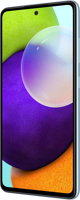Смартфон Samsung Galaxy A52 4/128Gb Blue фото 4