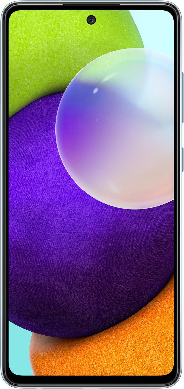 Смартфон Samsung Galaxy A52 4/128Gb Blue фото 2