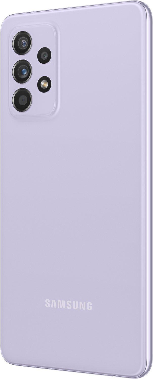 Смартфон Samsung Galaxy A52 4/128Gb Violet фото 7