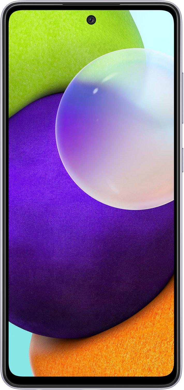 Смартфон Samsung Galaxy A52 4/128Gb Violet фото 2