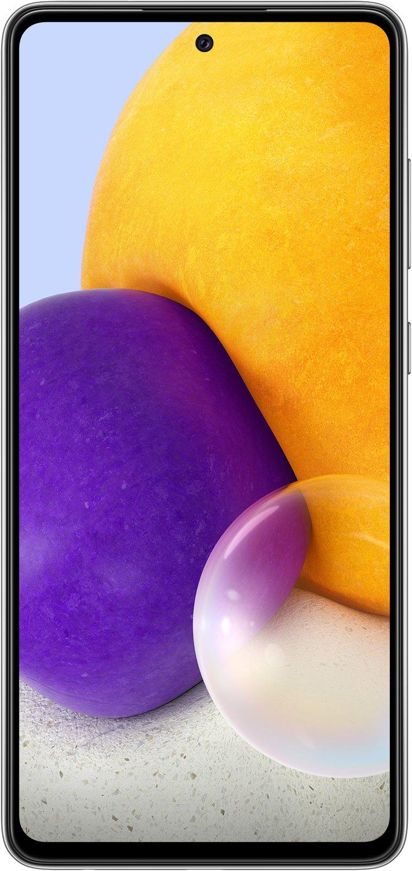 Смартфон Samsung Galaxy A72 6/128Gb Black фото