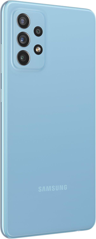 Смартфон Samsung Galaxy A72 6/128Gb Blue фото