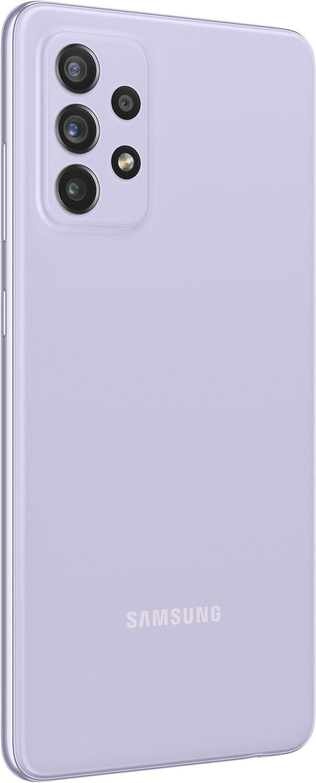 Смартфон Samsung Galaxy A72 6/128Gb Violet фото 5