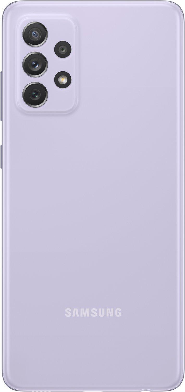 Смартфон Samsung Galaxy A72 6/128Gb Violet фото 3