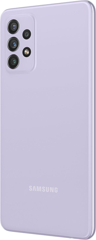 Смартфон Samsung Galaxy A72 6/128Gb Violet фото 7