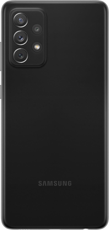 Смартфон Samsung Galaxy A72 8/256Gb Black фото 3