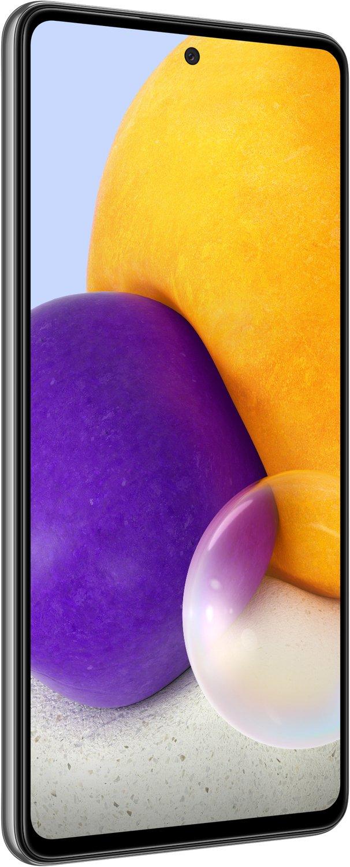 Смартфон Samsung Galaxy A72 8/256Gb Black фото 4