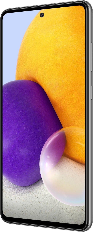 Смартфон Samsung Galaxy A72 8/256Gb Black фото 6