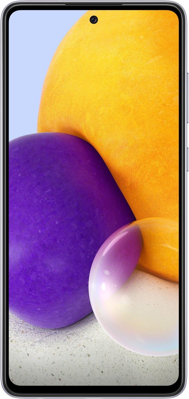 Смартфон Samsung Galaxy A72 8/256Gb Violet фото 2