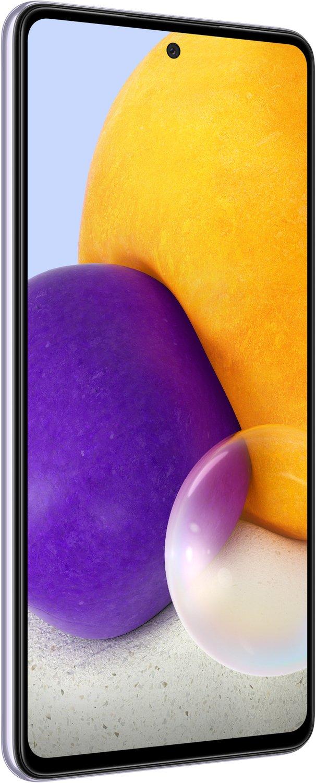 Смартфон Samsung Galaxy A72 8/256Gb Violet фото 4