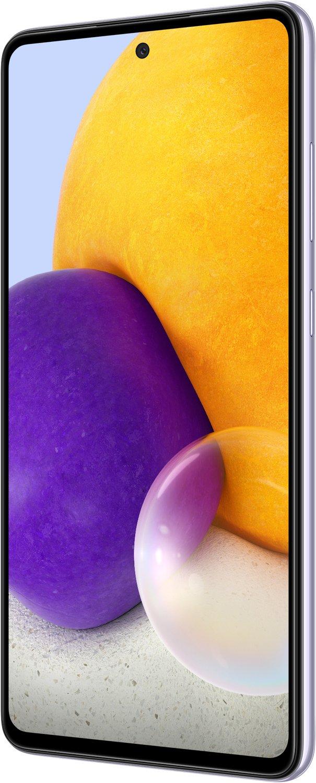 Смартфон Samsung Galaxy A72 8/256Gb Violet фото 6