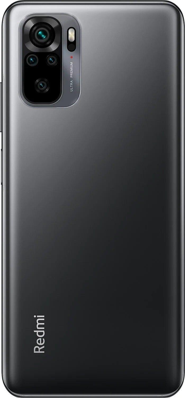 Смартфон Xiaomi Redmi Note 10 4/64Gb Onyx Gray (M2101K7AG) фото 8