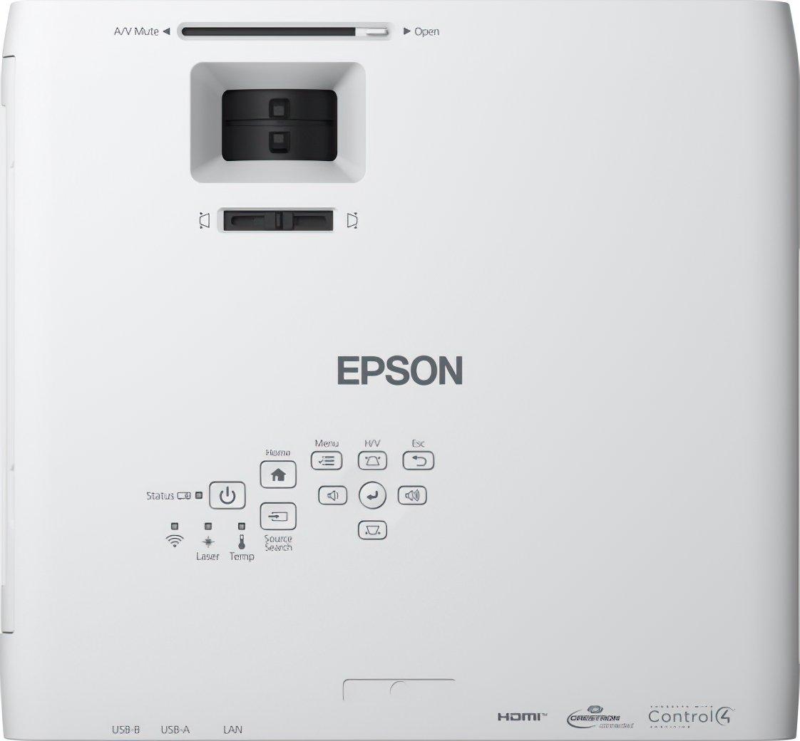 Проектор Epson EB-L200F (3LCD, Full HD e., 4500 lm, LASER) фото