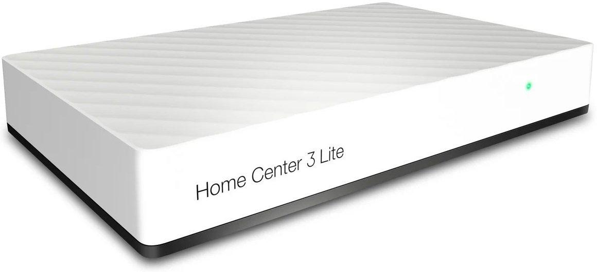 Контроллер умного дома Fibaro Home Center 3 Lite фото