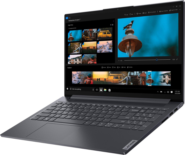 Ноутбук LENOVO Yoga Slim 7 (82AA0046RA)фото4