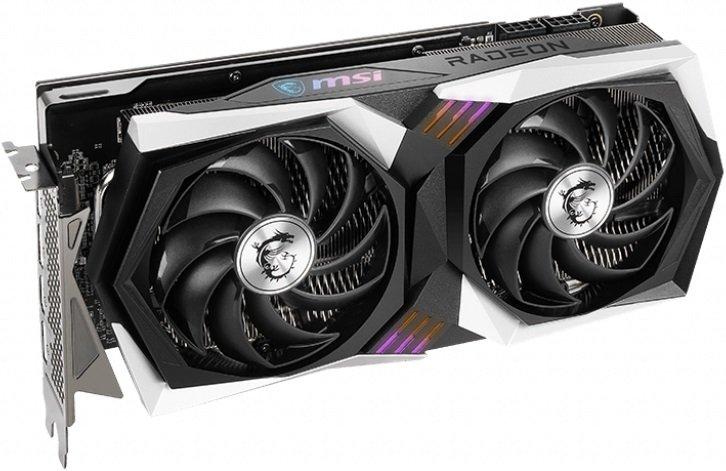 Відеокарта MSI Radeon RX 6700 XT 12GB DDR6 GAMING X (RX_6700_XT_GAMING_X12G)фото4