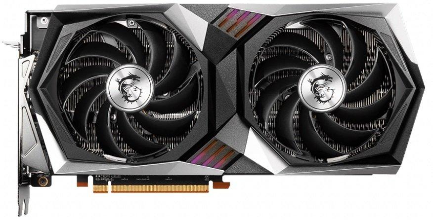 Відеокарта MSI Radeon RX 6700 XT 12GB DDR6 GAMING X (RX_6700_XT_GAMING_X12G)фото2