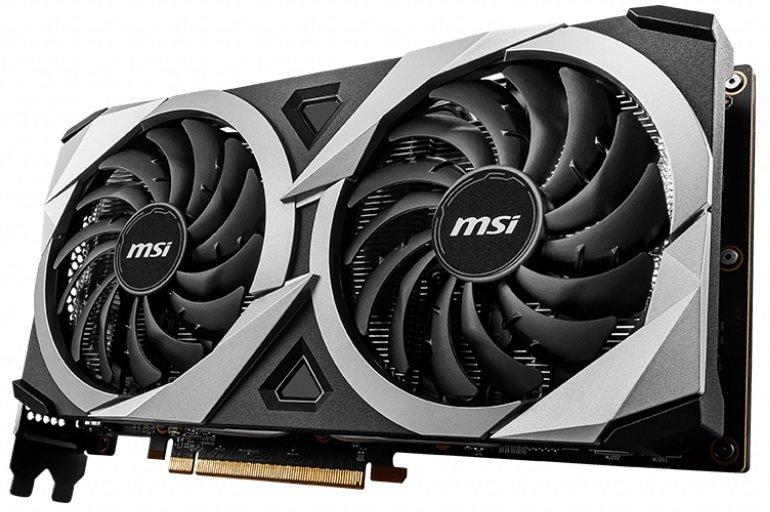 Відеокарта MSI Radeon RX 6700 XT 12GB DDR6 MECH (RX_6700_XT_MECH_2X_12G)фото4