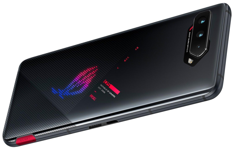 Смартфон Asus ROG Phone 5 16/256Gb Phantom Black (ZS673KS-1A014EU) фото 21