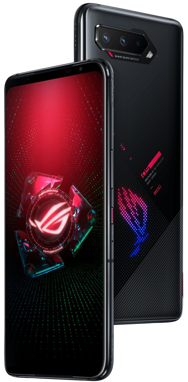 Смартфон Asus ROG Phone 5 16/256Gb Phantom Black (ZS673KS-1A014EU) фото 15