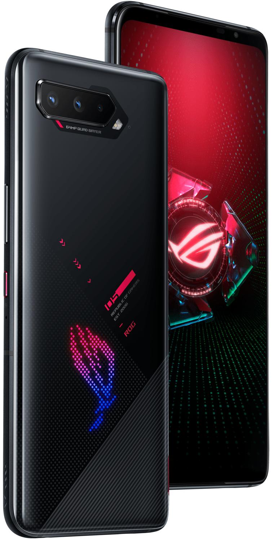 Смартфон Asus ROG Phone 5 16/256Gb Phantom Black (ZS673KS-1A014EU) фото 18