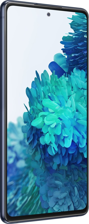 Смартфон Samsung Galaxy S20 FE 128Gb Blue фото 2