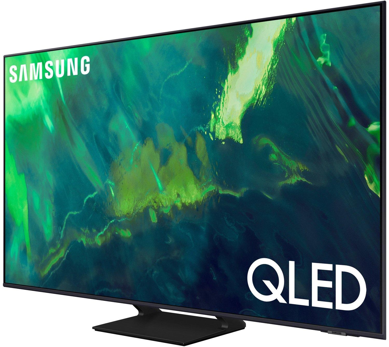Телевизор SAMSUNG QLED QE55Q70A (QE55Q70AAUXUA) фото