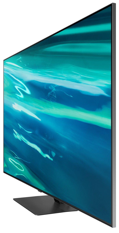 Телевизор SAMSUNG QLED QE55Q80A (QE55Q80AAUXUA) фото